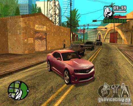 ENBSeries 2012 для GTA San Andreas