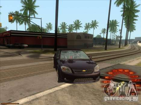 ENBSeries by laphund v2 для GTA San Andreas
