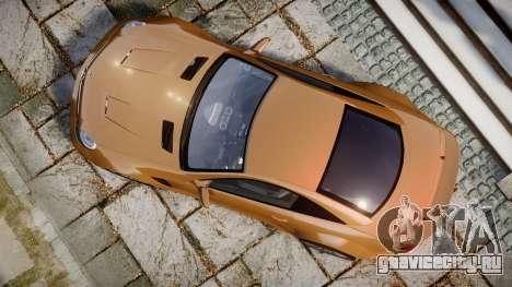 Mercedes-Benz SL65 AMG Black Series для GTA 4 вид справа
