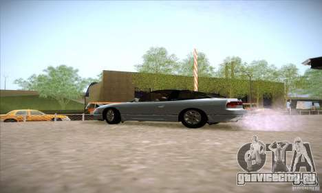 Nissan 240SX 1990 для GTA San Andreas вид слева