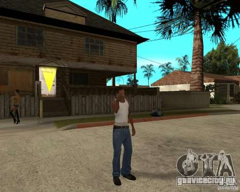 Nokia N97 для GTA San Andreas третий скриншот