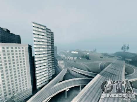 Setan ENBSeries для GTA San Andreas третий скриншот