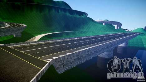 Drift Paradise V2 для GTA 4 седьмой скриншот