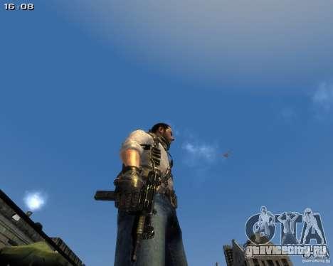 Micro Uzi для GTA 4 четвёртый скриншот