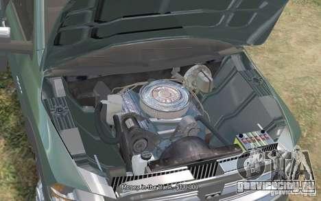 Dodge Ram 3500 Stock Final для GTA 4 салон