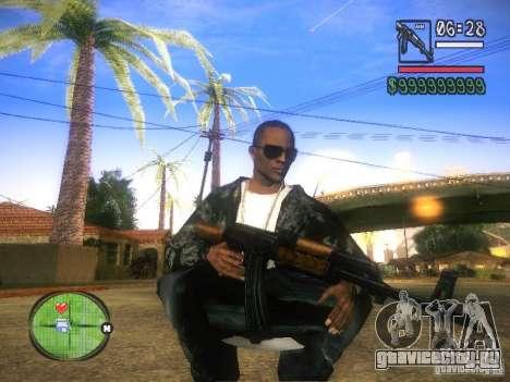 New ENBSEries 2011 v3 для GTA San Andreas седьмой скриншот