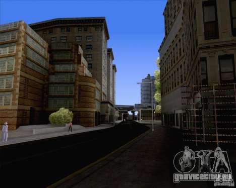 ENBSeries by Sankalol для GTA San Andreas пятый скриншот
