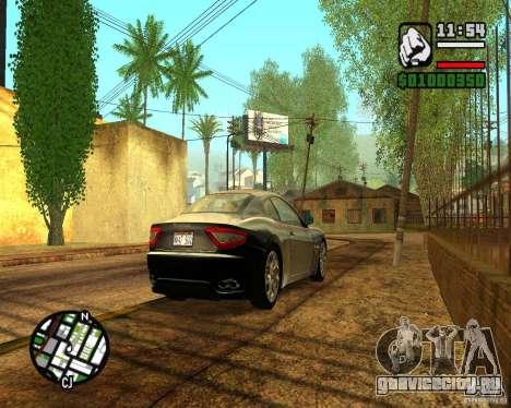 ENBSeries 2012 для GTA San Andreas седьмой скриншот