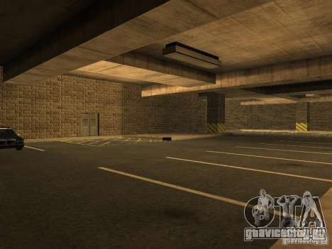 The Los Angeles Police Department для GTA San Andreas шестой скриншот