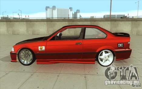 BMW Fan Drift Bolidas для GTA San Andreas вид слева