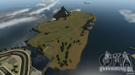 DiRTY - LandRush для GTA 4 второй скриншот