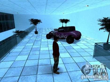 Новый транспорт по всему штату для GTA San Andreas пятый скриншот