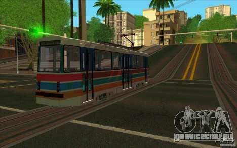 Timis 2 для GTA San Andreas вид сзади слева