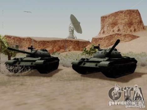 Type 59 для GTA San Andreas вид справа
