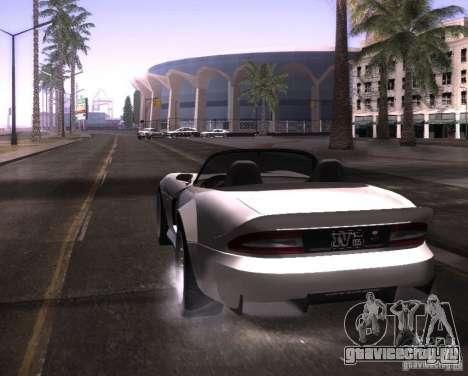 ENBSeries для Ultra Pack Vegetetions для GTA San Andreas седьмой скриншот