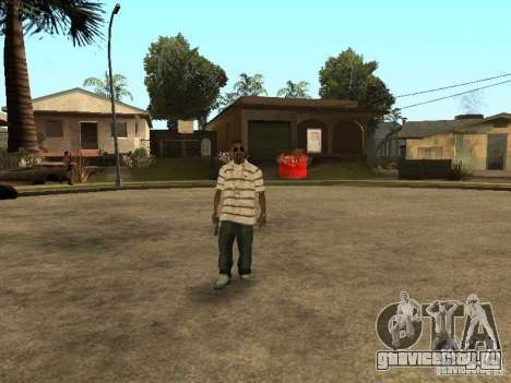 Still Pimpin для GTA San Andreas второй скриншот