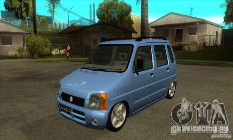 Suzuki Karimun GX для GTA San Andreas