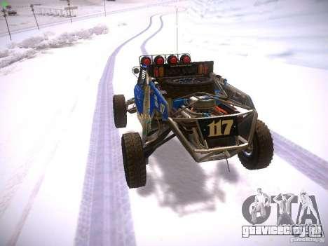 Ickler Jimco Buggy для GTA San Andreas вид слева