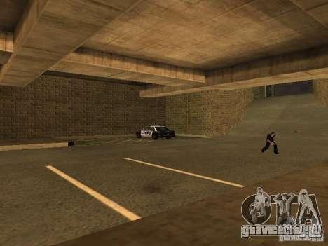 The Los Angeles Police Department для GTA San Andreas пятый скриншот