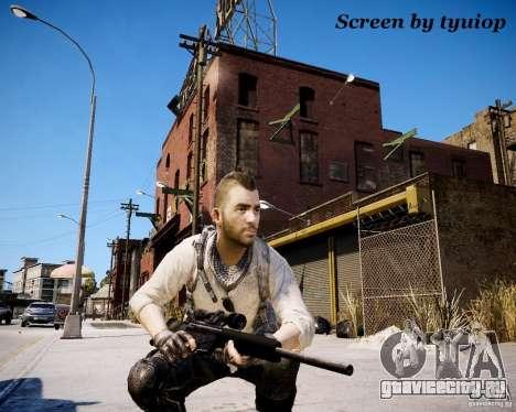 Modern Warfare 3 Soap Africa для GTA 4 третий скриншот