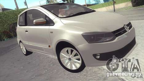 Volkswagen Fox 2013 для GTA San Andreas