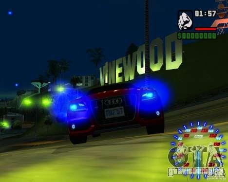 Новые эффекты для GTA San Andreas шестой скриншот