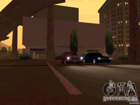 ГАЗ 24 CR v2 для GTA San Andreas вид слева