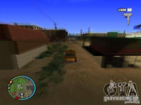 ENBseries v.0.075 v2 для GTA San Andreas второй скриншот
