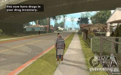 The Black Market Mod v.1.0 для GTA San Andreas второй скриншот