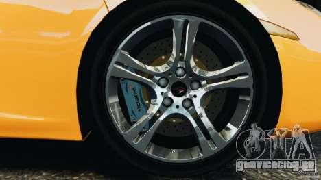 McLaren MP4-12C v1.0 [EPM] для GTA 4 вид снизу