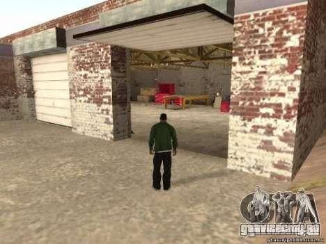 Активация неиспользуемых гаражей для GTA San Andreas второй скриншот
