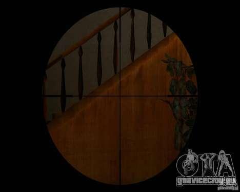 Винтовка M24 для GTA San Andreas третий скриншот
