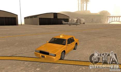 Autumn Mod v3.5Lite для GTA San Andreas седьмой скриншот