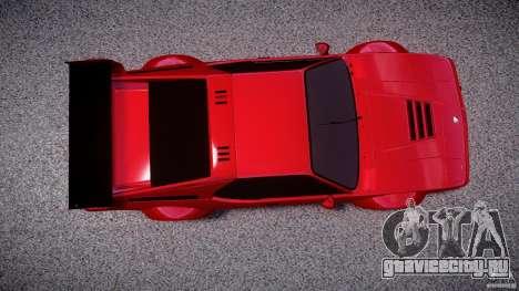 BMW M1 [Beta] для GTA 4 вид справа