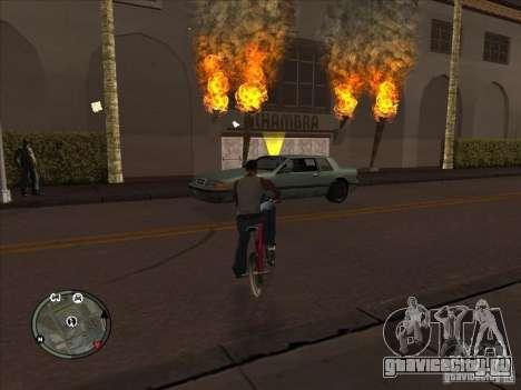 Аддон К Иконкам для GTA San Andreas четвёртый скриншот