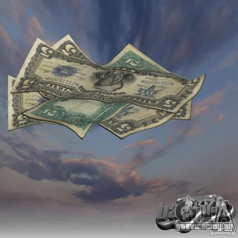 Новые деньги для GTA San Andreas