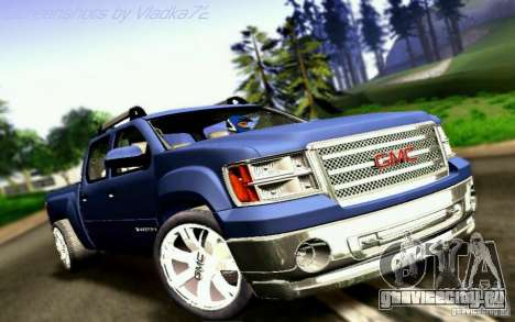 GMC Sierra 2011 для GTA San Andreas