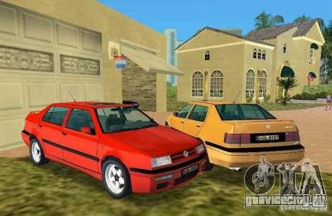 Volkswagen Vento VR6 для GTA Vice City