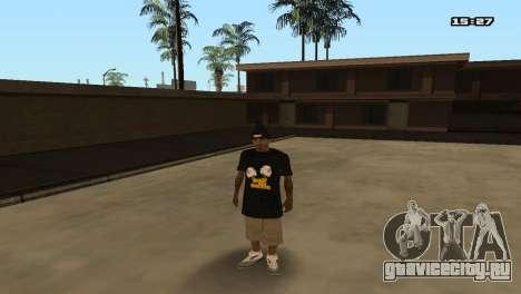 Skin Pack Ballas для GTA San Andreas десятый скриншот