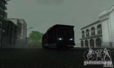 ENBSeries by dyu6 v4.0 для GTA San Andreas третий скриншот