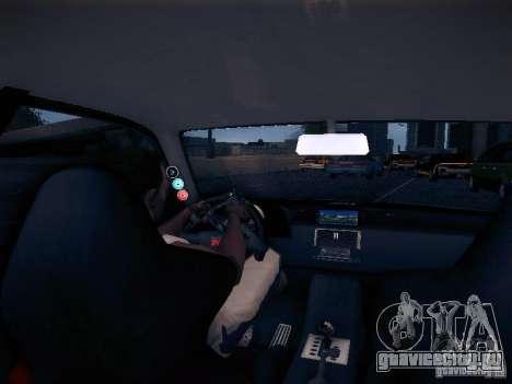 Nissan Skyline full tune для GTA San Andreas вид сзади