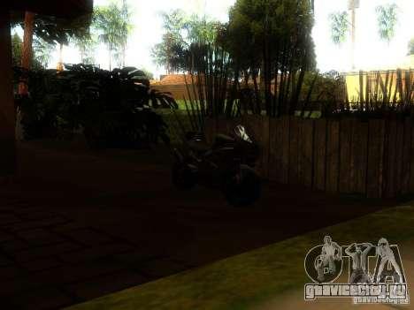 New Car in Grove Street для GTA San Andreas шестой скриншот