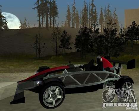 Ariel Atom V8 для GTA San Andreas
