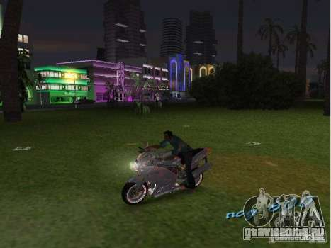 Ducati Supersport 1000 DS для GTA Vice City