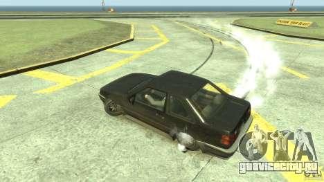 Drift Handling Mod для GTA 4 пятый скриншот