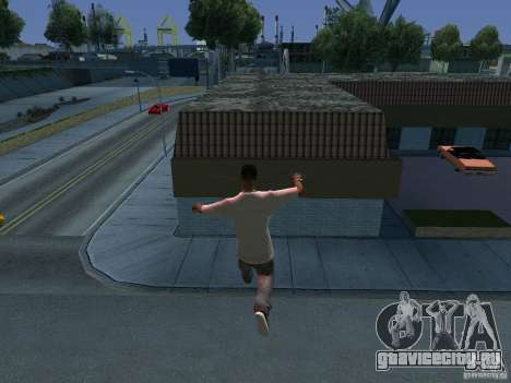 GTA IV Animation in San Andreas для GTA San Andreas десятый скриншот