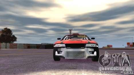 Nissan SkyLine R33 Gt-R S.R для GTA 4 двигатель