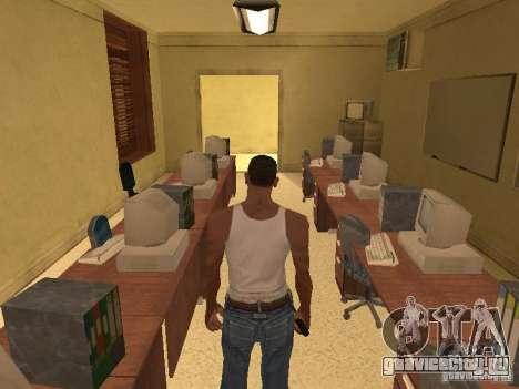 Вход в больницу Лос Сантоса для GTA San Andreas десятый скриншот