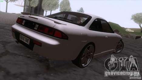 Nissan Silvia S14 Kouki для GTA San Andreas вид слева
