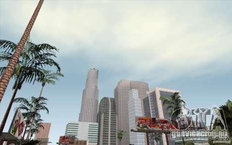 Timecyc Los Angeles для GTA San Andreas второй скриншот